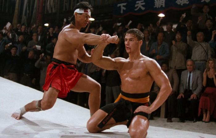 боевые искусства и растяжка