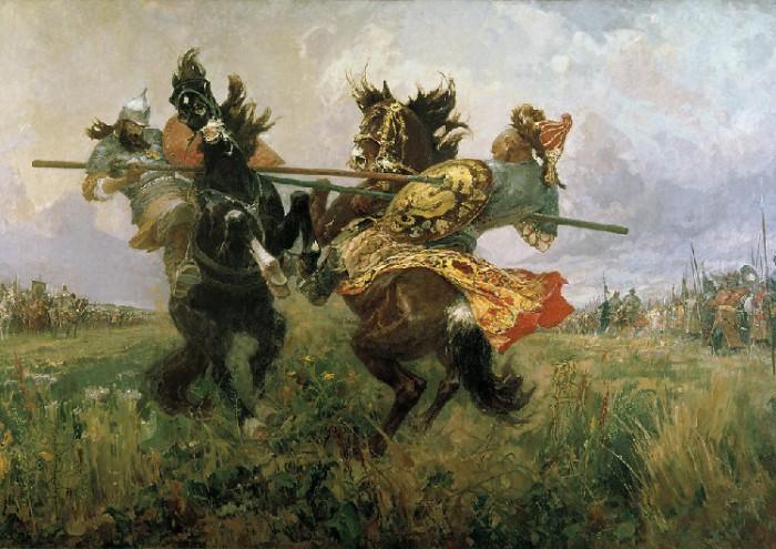 боевое искусство славян
