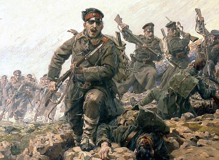 боевые искусства в первой мировой войне