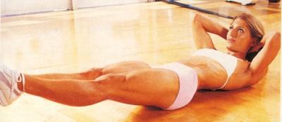 фитнес после родов - 09