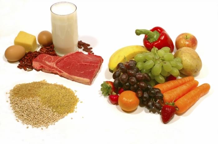 правильное питание в полезных рецептах