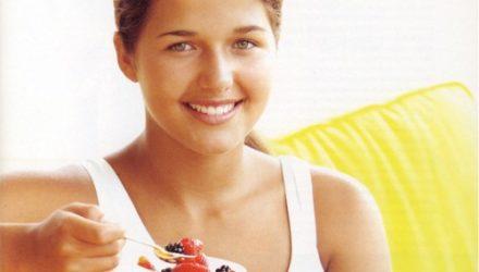 Правильное питание для похудения и набора мышечной массы
