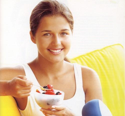 правильное питание для похудения или набора мышечной массы