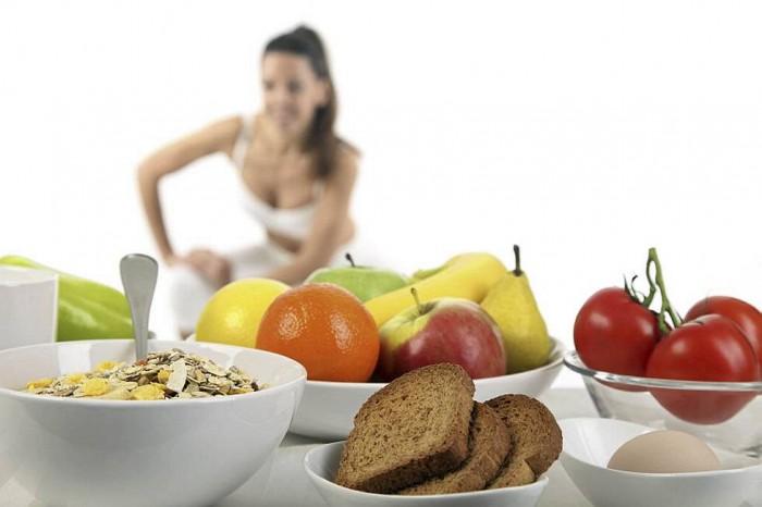 правильное питание и реальные продукты