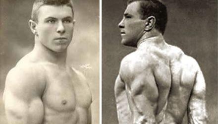Сила мышц – советы от Георга Гаккеншмидта