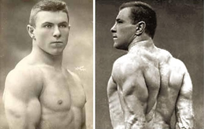 сила мышц от георга гаккеншмидта