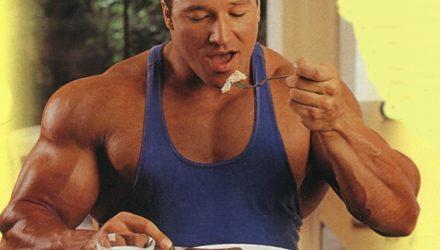 Гормоны роста и правильное питание для роста мышц