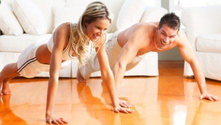 Фитнес для красивой и спортивной фигуры
