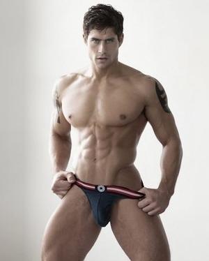 похудение мужская фигура