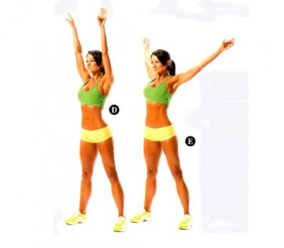 Упражнения динамической растяжки Круги руками-02