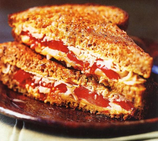 рецепты бутербродов сэндвич с индейкой