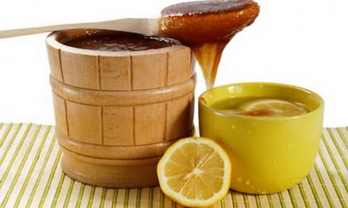 лимон и мед против лени
