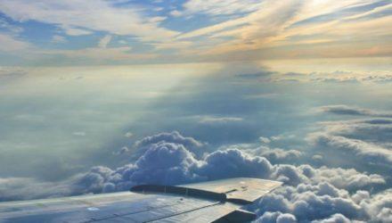 Стакан воды перед полетом