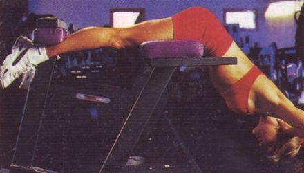 Упражнения для спины Разгибания спины