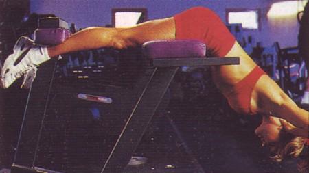 разгибания в мышцах спины упражнения для спины