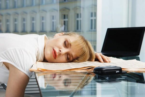 лень или синдром усталости