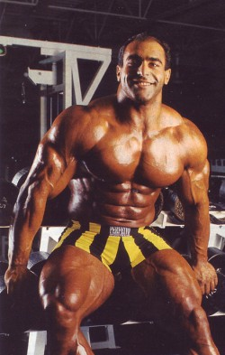 грудные мышцы и упражнения