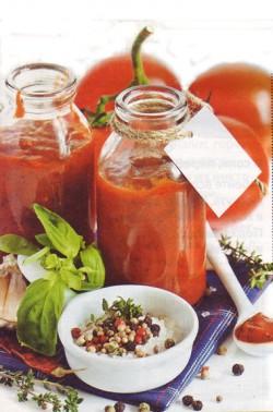 рецепты томатных соусов