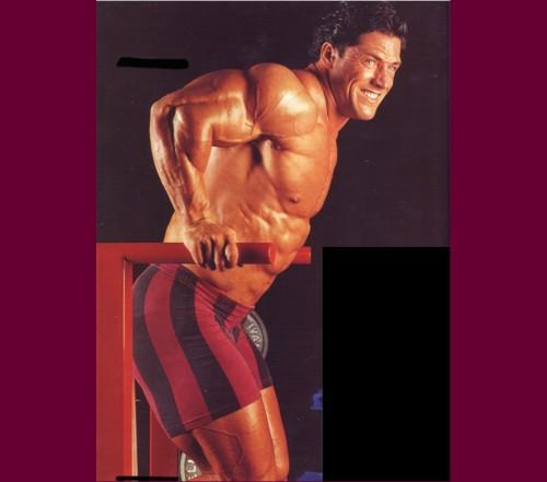 упражнения для груди отжимания на брусьях