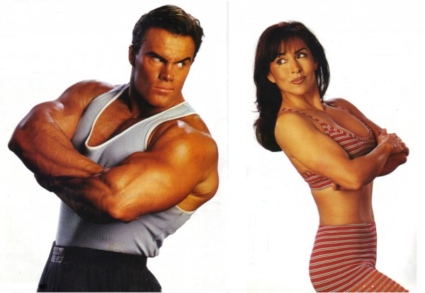 программа тренировок мужчина и женщина