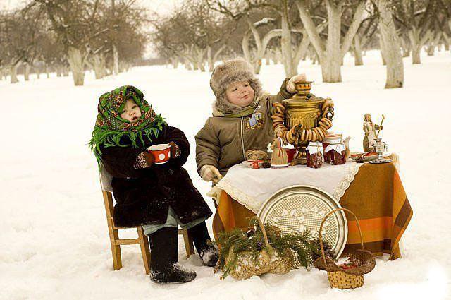 правильное питание зима и лето