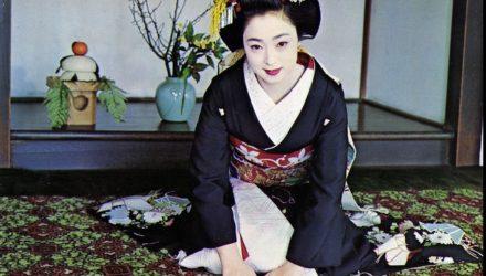 Японская диета или диета гейш