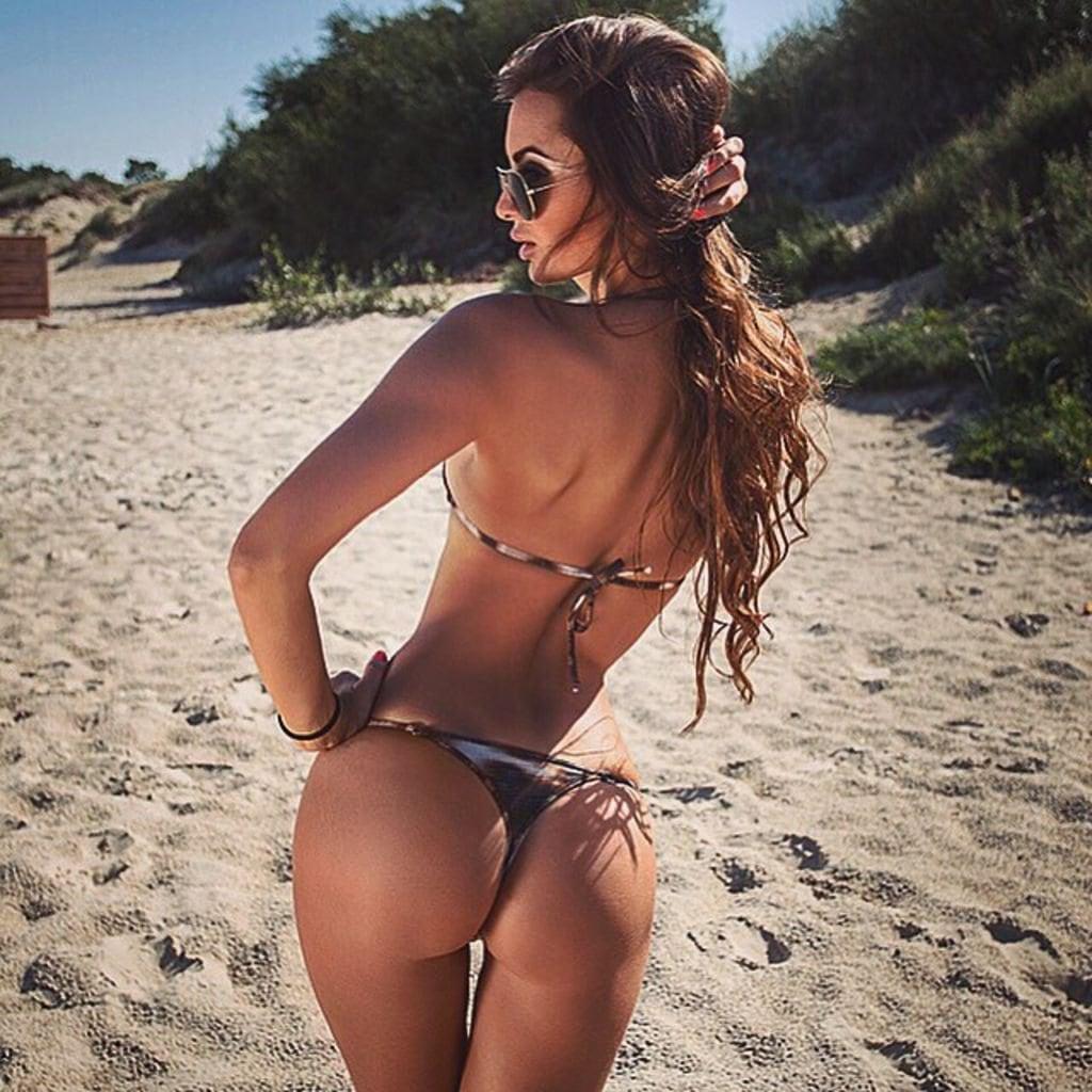 Фотосессия девушка в бикини 19 фотография