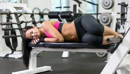 Сон, как фактор роста мышц