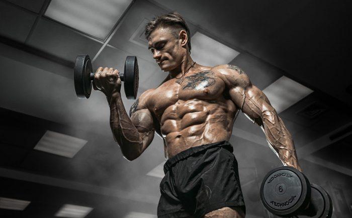 как накачать мышцы или методика накачки мышц