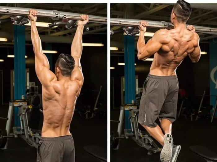 лучшие упражнения для спины – 03