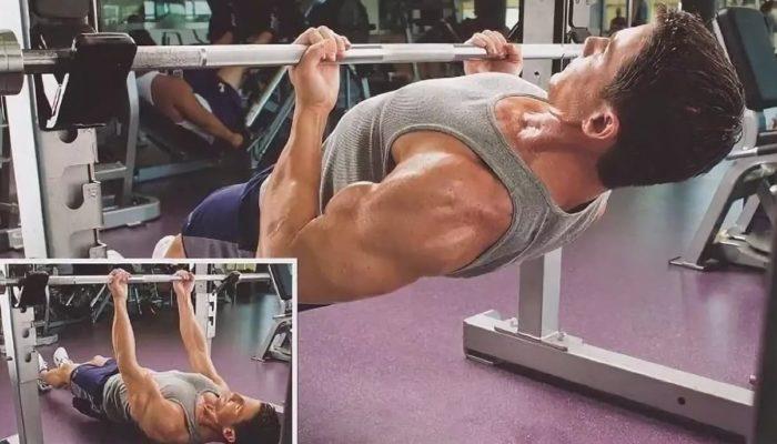 лучшие упражнения для спины – 04