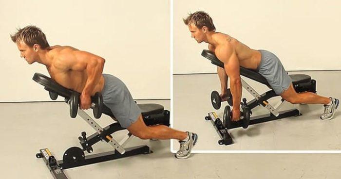 лучшие упражнения для спины – 05