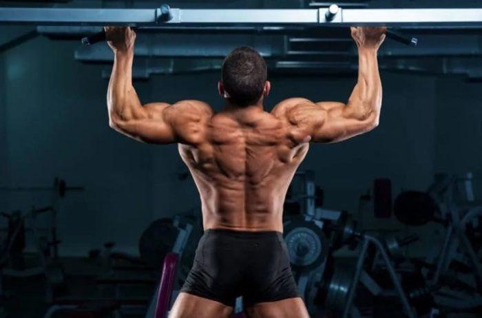 лучшие упражнения для спины – 07