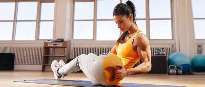 10 эффективных упражнений для пресса – 02